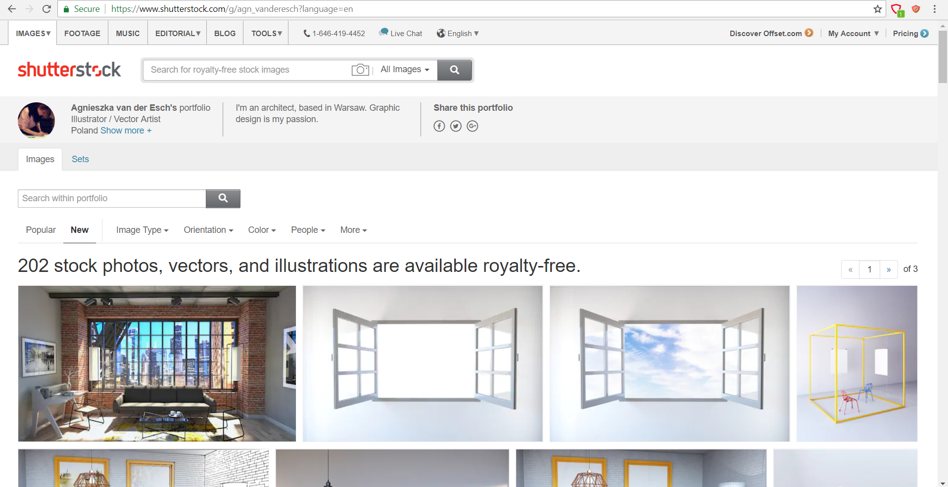 Shutterstock 3d rendering property release form