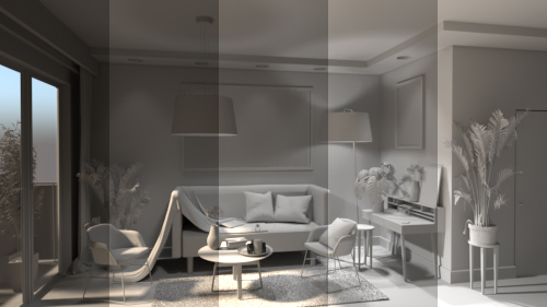 V-Ray SketchUp co zrobić kiedy render wychodzi zbyt ciemny?