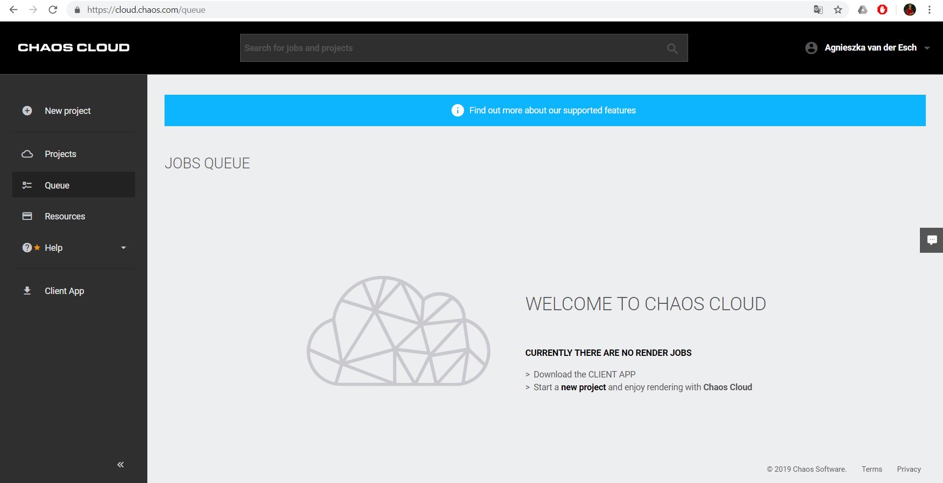 Vray Chaos Cloud ile kosztuje render w chmurze?