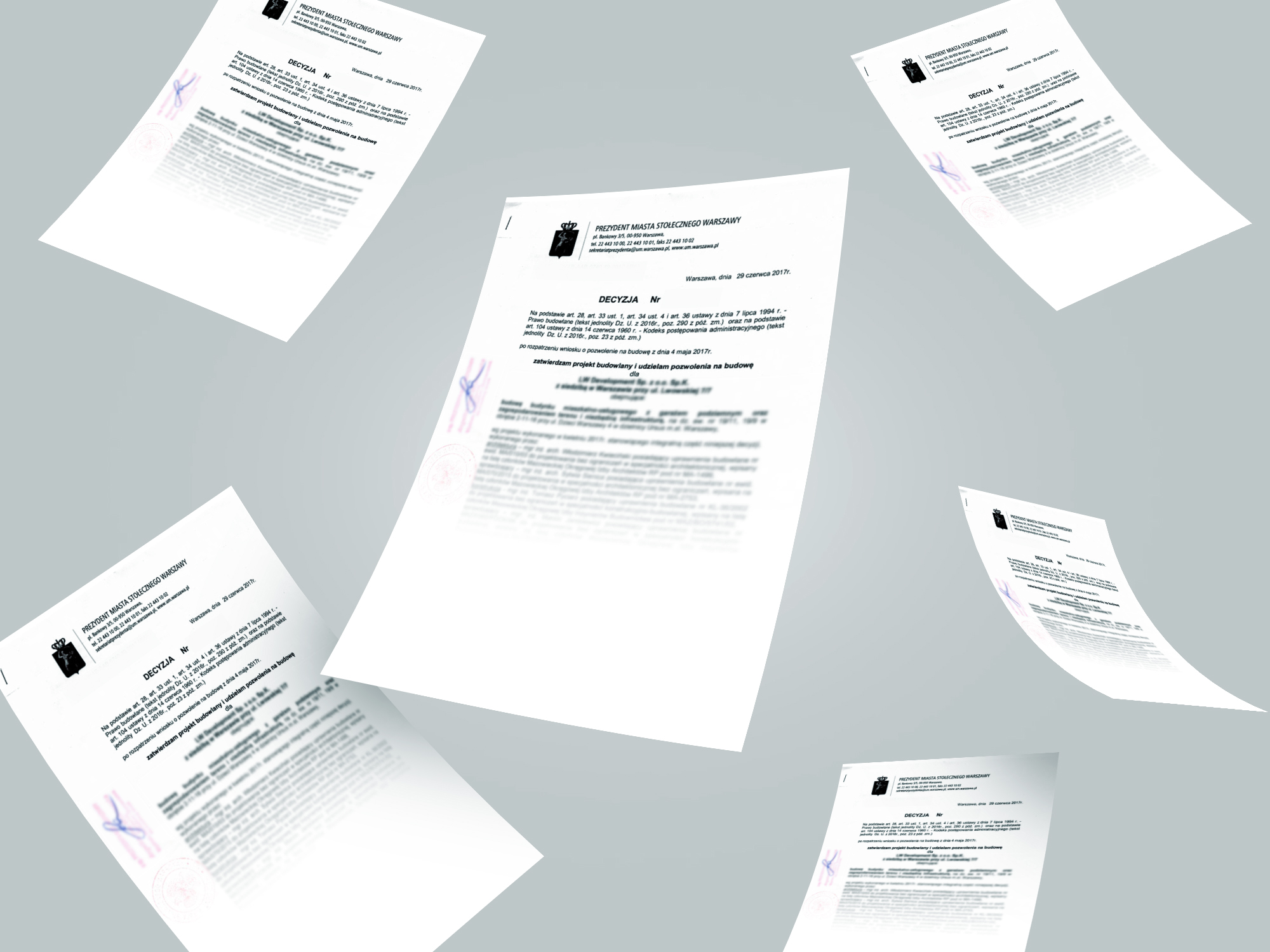pozwolenie na budowe domu dokumenty